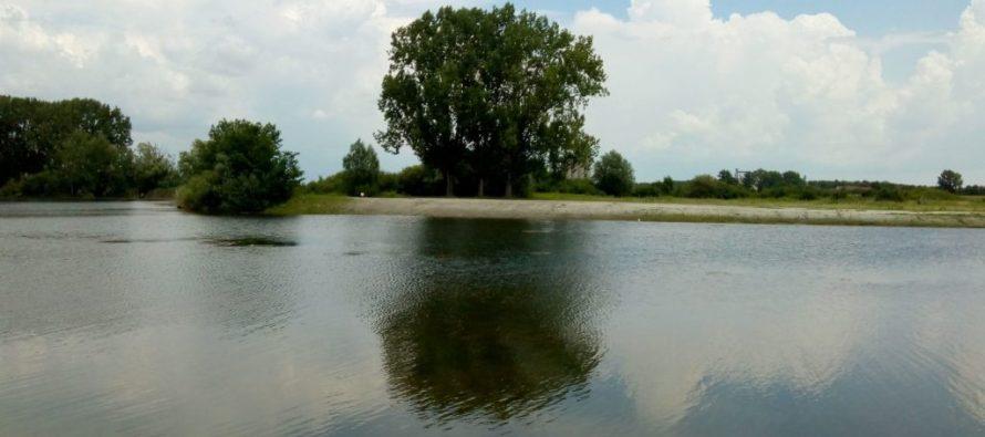 Jezero Provala u opštini Bač