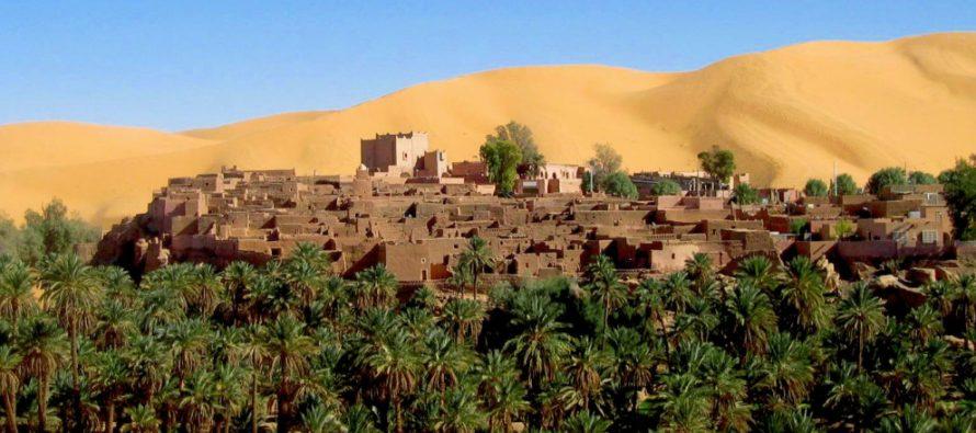 Taghit – jedna od najlepših oaza!