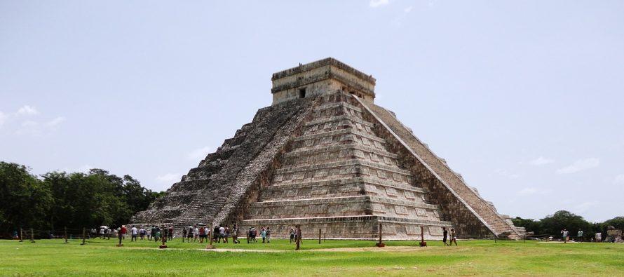 Najveća piramida na svetu je u Meksiku!