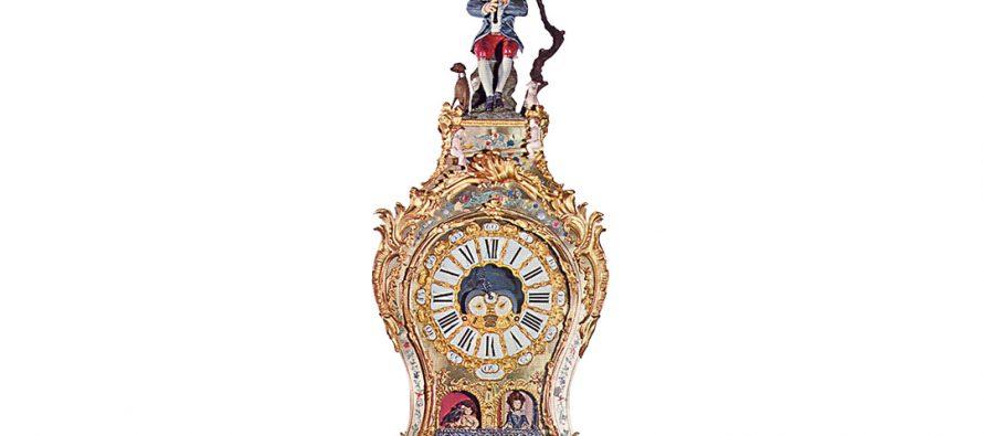 Neobičan kraljevski sat!