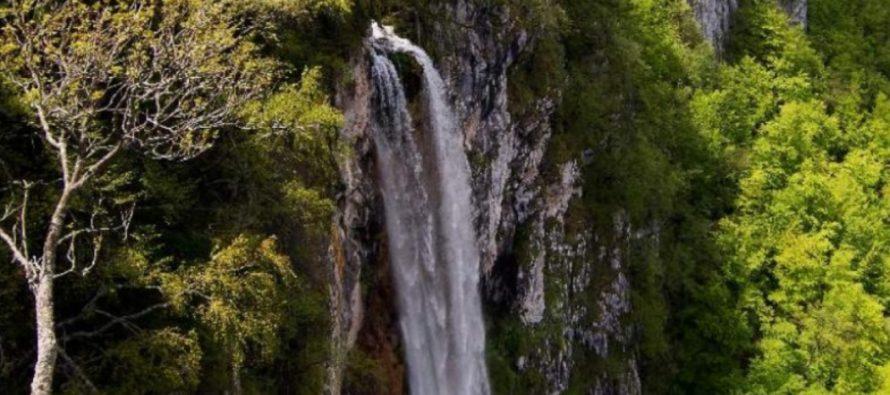 Skriveni vodopad kod Loznice koji ispunjava želje zaljubljenima!