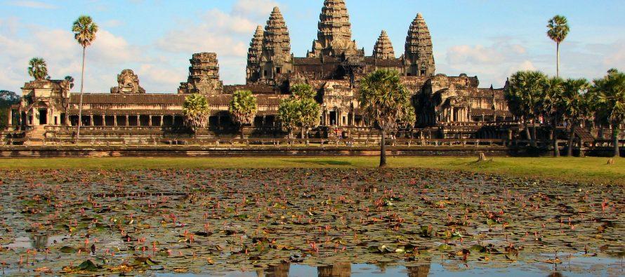 Najveći kompleks hramova u Aziji – Angkor