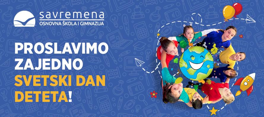 Svetski dan deteta u Savremenoj osnovnoj školi i gimnaziji: Uz najniže cene školarine ITAcademy JUNIOR program od 2.000 evra