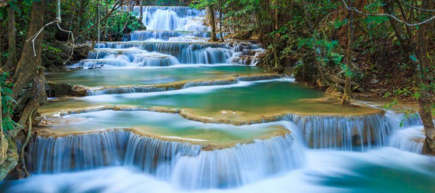 Smaragdni slapovi Tajlanda