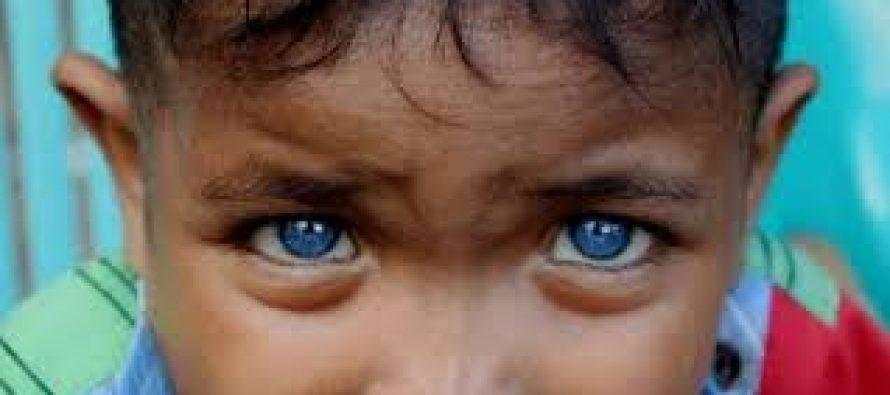 Nesvakidašnji domoroci bronzanog tena i plavih očiju