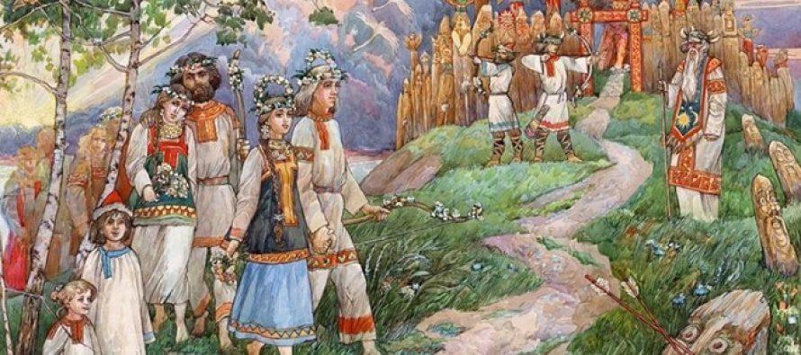 Mitologija Starih Slovena