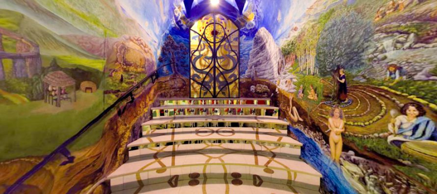 Oberto Airaudi – čovek koji je 15 godina gradio hram!