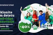 Najbolji poklon za budućnost vašeg deteta: Internacionalno Cambridge obrazovanje