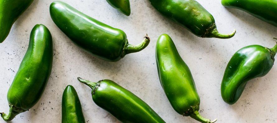 Halapenjo papričica