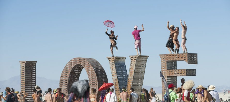 Najekstremniji festival ikada – Burning man!