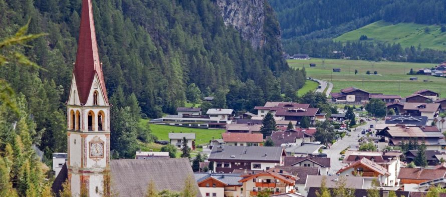 Prirodne lepote Langenfelda – Tirol, Austrija