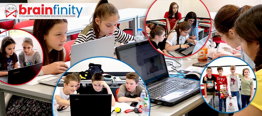 Prijavite se na Brainfinity problem solving takmičenje: Srednjoškolci i stariji osnovci, udružite se i osvojte vredne nagrade!