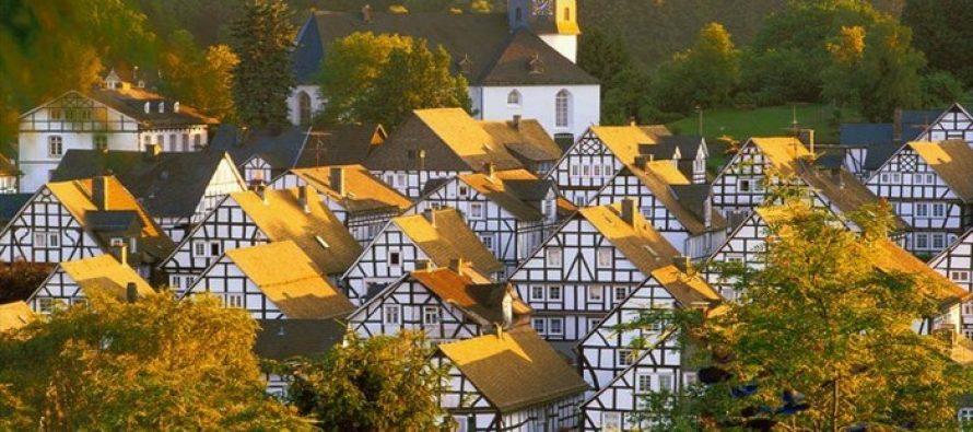 Frojdenberg – grad autentične arhitekture