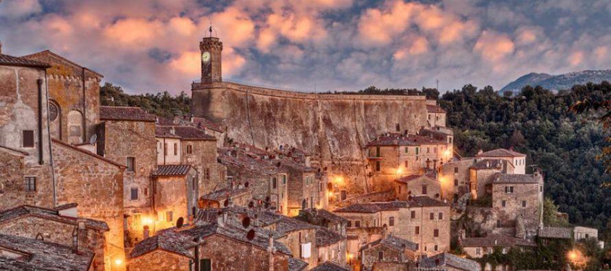 Šarmantni Sorano – Italija