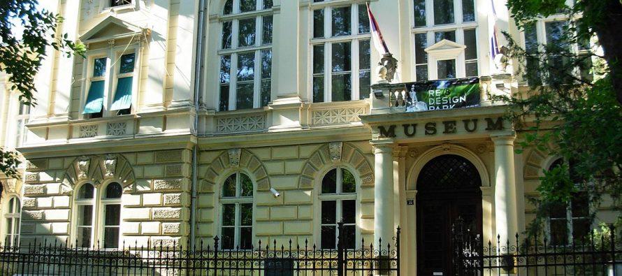 Predstava za decu u Muzeju Vojvodine