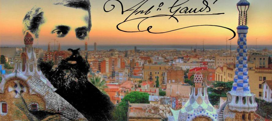 Antonio Gaudi – lice Barselone