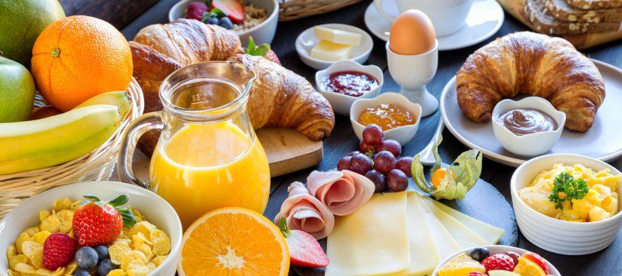 Dobro jutro! Šta ima za doručak?