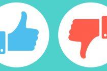 """Testiranje """"dislike"""" opcije"""