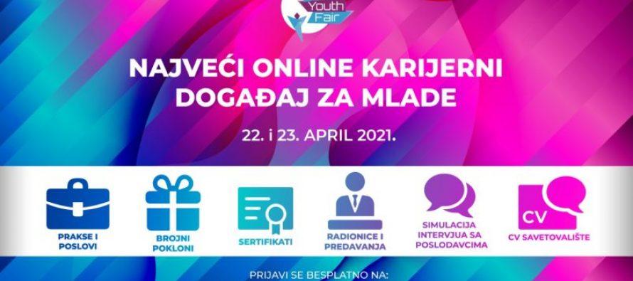 Belgrade Youth Fair 2021