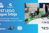 FIRST LEGO League dolazi u Srbiju