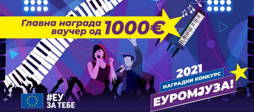 Raspisan konkurs za EuroMjuz