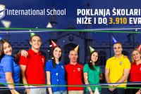 Povlašćene cene upisa: International School za Dan škole poklanja školarine manje i do 3.910 evra