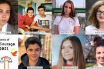 """Nagrada """"Mlada hrabrost"""" za Mariju i Milicu"""