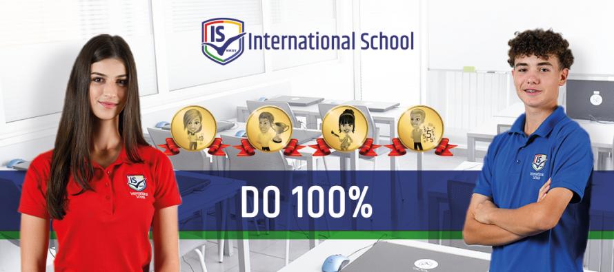 Podstrek za najbolje: International School nagrađuje uspešne učenike!