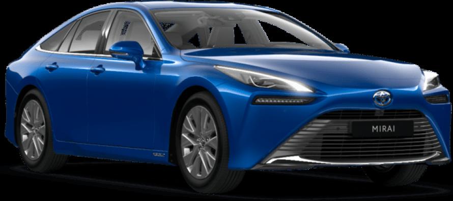 Budućnost: automobili na vodonik